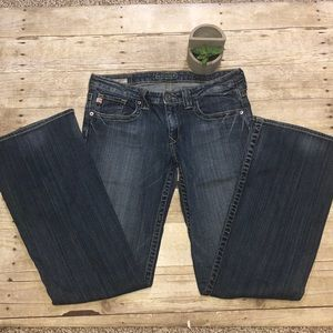 Big Star Casey Low Rise Boot Cut Size 29L